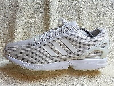 7efd4ae0d ADIDAS ZX FLUX Torsion mens trainers White UK 10 EU 45 - EUR 11,01 .