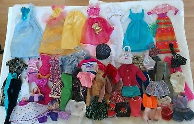Large mixed clothes lot for Liv - Barbie  My scene and friends #B