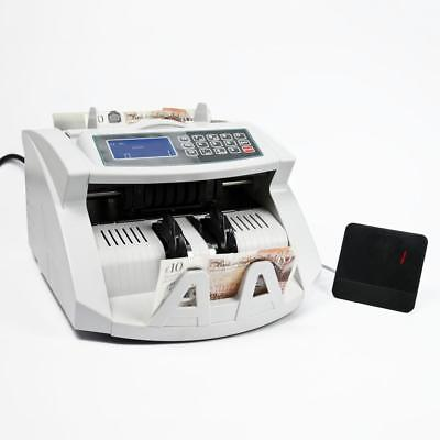 Nc20i Bank Note Money Counter Machine Counting Counterfeit