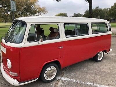 1978 Volkswagen Bus/Vanagon  1978 volkswagen bus/vanagon special features