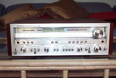 Vintage Pioneer SX-950 Monster Stereo Receiver - Must See / Revised Photos