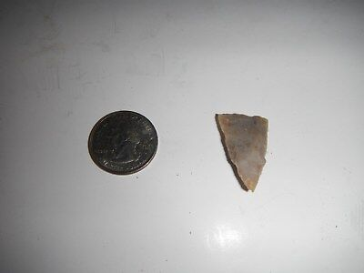#2 Arrowhead - small with distinctive features - FREE SHIPPING