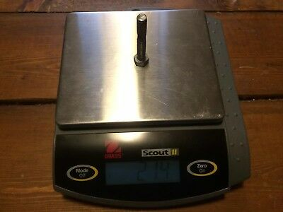 Ohaus Scout II Portable Electronic Balance, 400g Capacity