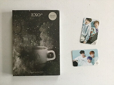 EXO Universe Album with D.O. Poster & All Members Poster