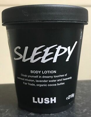 Lush Sleepy Body Lotion 215g. Brand new authentic
