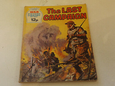 WAR PICTURE LIBRARY NO 1487!,dated 1978!,GOOD for age,great 40!YEAR OLD issue.