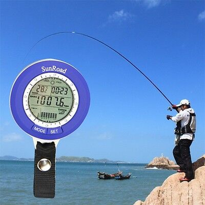Multi-function LCD Digital Outdoor Fishing Barometer Altimeter Thermometer HH