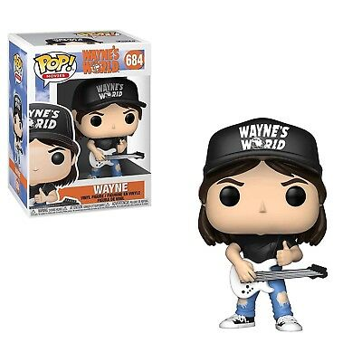 Funko Wayne's World POP Wayne Vinyl Figure NEW IN STOCK Toys Movie