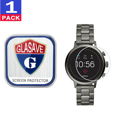 GLASAVE Fossil Q Venture HR (Gen 4) 40mm Tempered Glass Screen Protector Film