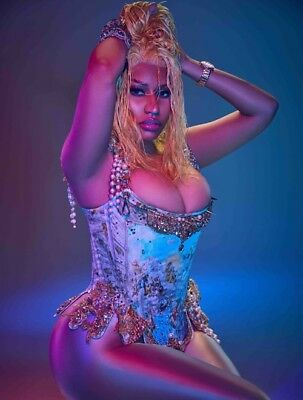 NICKI MINAJ 8x10 Photo Image 126