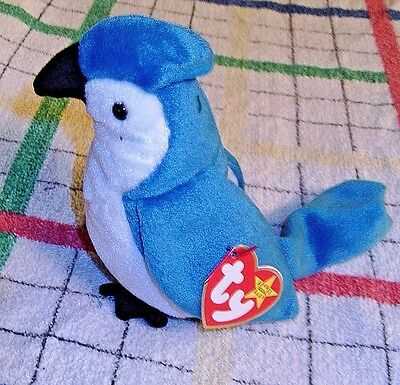 Rocket Beanie Babies Collection