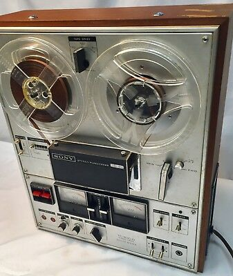 AKAI GX-4000D REEL to reel Tape Recorder with Manual New