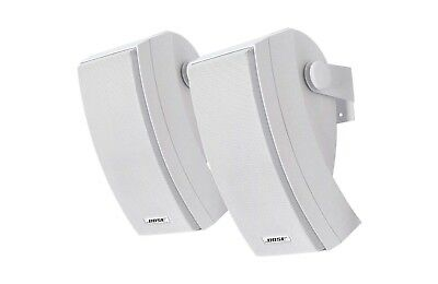 Bose 251 High Performance White Outdoor Speakers
