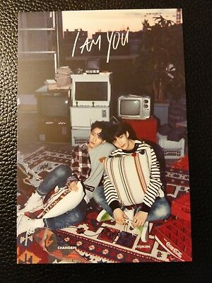 STRAY KIDS-I AM YOU 3rd MINI ALBUM PRE-ORDER ONLY POSTCARD(HYUNJIN AND CHANGBIN)