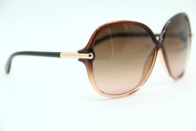 541399d59b87 New Tom Ford Tf224 50F Islay Brown Authentic Frame Sunglasses 63-10 W case