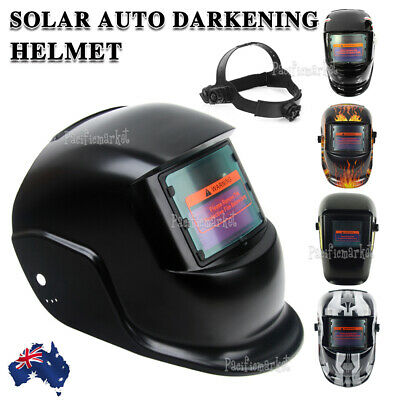 Solar Auto Darkening Welding Helmet Mask Welder Lens Welder Shield mask