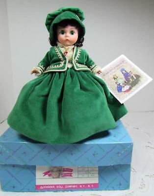 "Madame Alexander 8"" SCARLETT Doll - Gone With The Wind Jubilee II Series - MIB"