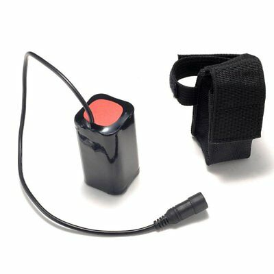 8.4V USB Rechargeable 4x18650 Battery Pack For Bicycle Light Bike TorchBH