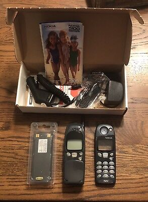 Nokia 5160 Phone New In Box Rare