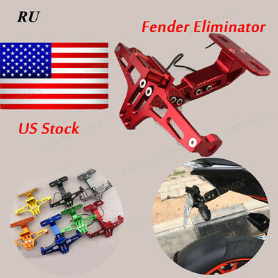 Motorcycle Fender Eliminator CNC Rear Tail Tidy For Yamaha YZFR1 R125 R15 R3 R6