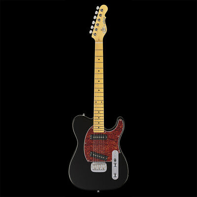 G&L Tribute ASAT Special Electric Guitar Maple Board Gloss Black w/ Bag