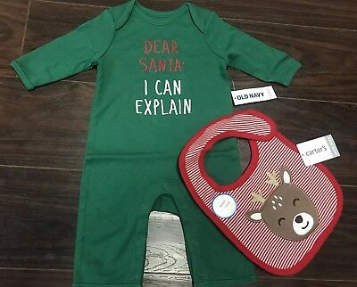 0-3 Month Baby Boy (Lot of 2)