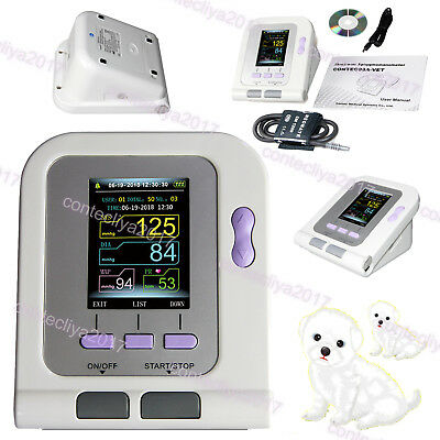 US Seller,Digital VET Veterinary Blood Pressure Monitor+BP Cuff For Dog/Cat/Pets