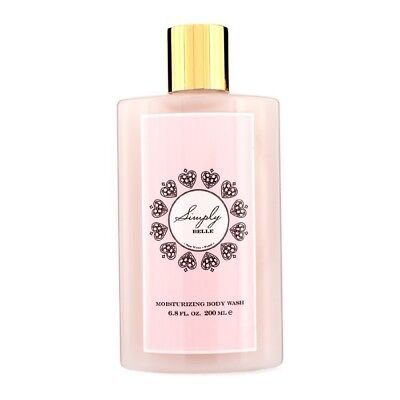 Exceptional Parfums Simply Belle Moisturizing Body Wash 200ml Womens Perfume