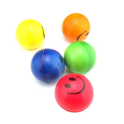 2Pcs Smiley-on Anti-Stress Reliever Stressball ADHS Autismus atmosphère KS