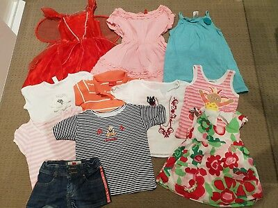 GORGEOUS BULK girls size 3 summer clothes- 11 items Euc Esprit,  seed   gumboots