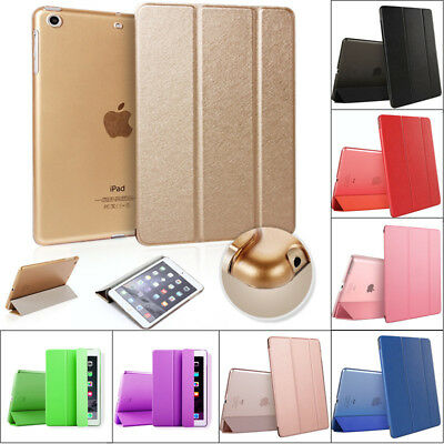 "For iPad 9.7"" 2018 6th Generation Shockproof Smart Magnetic Leather Case Cover"