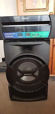 Sony Shake -X30D High-Power 1200w Audio System with Bluetooth FM MP3 DVD player