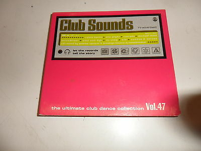 Cd   Various  ‎– Club Sounds Vol. 47