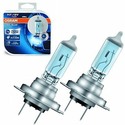 2 Ampoules H7 Osram Cool Blue Intense Look Xenon 12V 55W Eclairage 4000K
