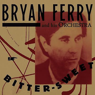 Bryan Ferry - Bitter-Sweet (Deluxe 18 Page Booklet) [CD]