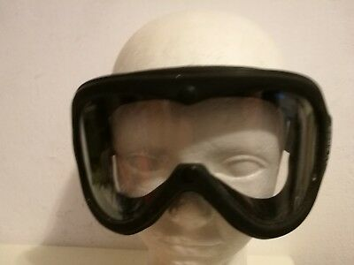 Vintage Retro 1980s Bolle Ski Snow Glasses