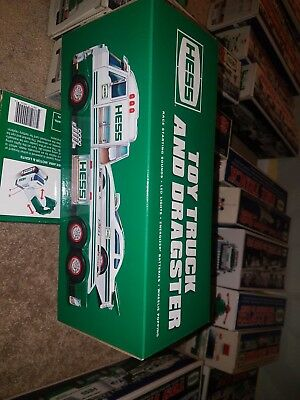 2016 Hess Toy Truck And Dragster - Brand New -Never Opened!!