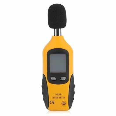HT-80A Noise Tester 30-130dB Sound Level Decibel Monitoring Tester Meter  ZI