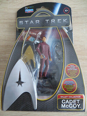 Star Trek Galaxy Collection Figur Cadet McCoy * Original verpackt *