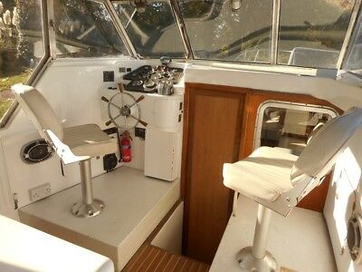 Moonraker 30, GRP Cruiser, Widebeam, Liveaboard, Houseboat, Pied-a-Terre