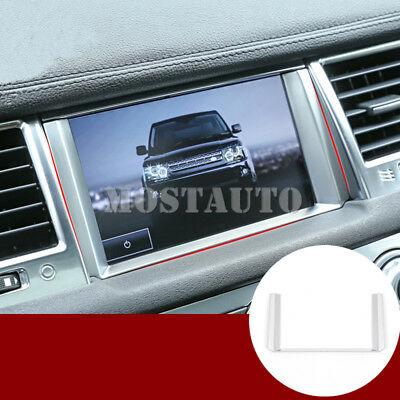 For Land Rover Range Rover Sport Inner Console GPS Navigation Cover  2010-2013
