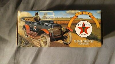 Ertl Texaco 1917 Maxwell Touring Car Die-Cast Metal Bank