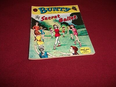 VERY RARE BUNTY PICTURE STORY LIBRARY BOOK from the 1960's: never been read.