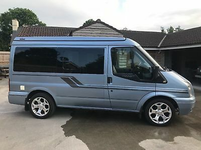 2008 Reg Ford Transit 4 Berth Many Specs