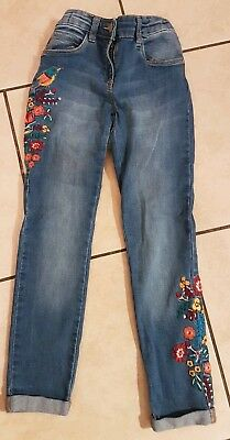 Girls pretty jeans age 6-7 *brand new without tags*