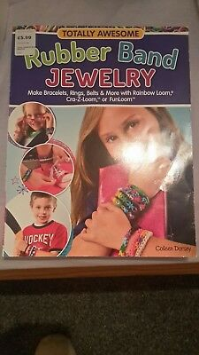 rubber band jewellery book.
