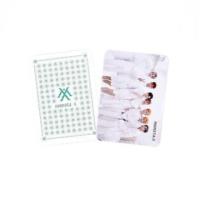[MONSTA X]2nd Album Take.1 'ARE YOU THERE?' Official Group Photocard-2/MONSTAX