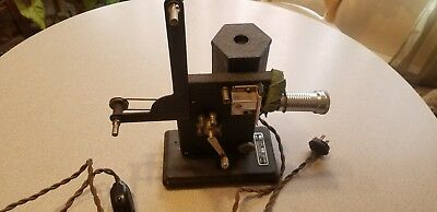 Vistascope Model B Projector - One of the first film projectors