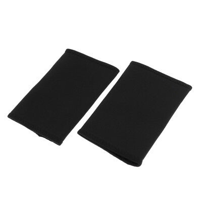 2Pcs Weight Loss Arm Shaper Fat Buster Off Cellulite Slimming Wrap Belt Band