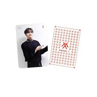[MONSTA X]Take 1.'ARE YOU THERE?' Official Special Photocard-I.M7/MONSTAX